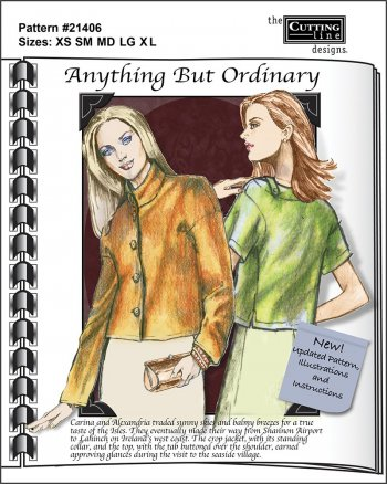 Anything But Ordinary pattern