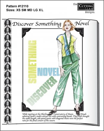 Discover Something Novel pattern