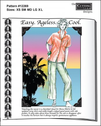 Easy Ageless Cool pattern