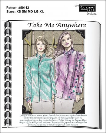 Take Me Anywhere pattern