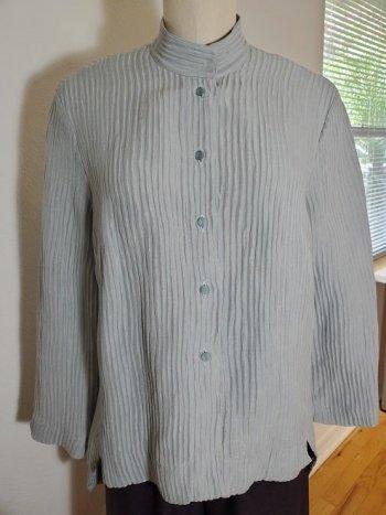 Just a Pinch silk/linen