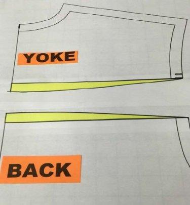 Yoke with added length