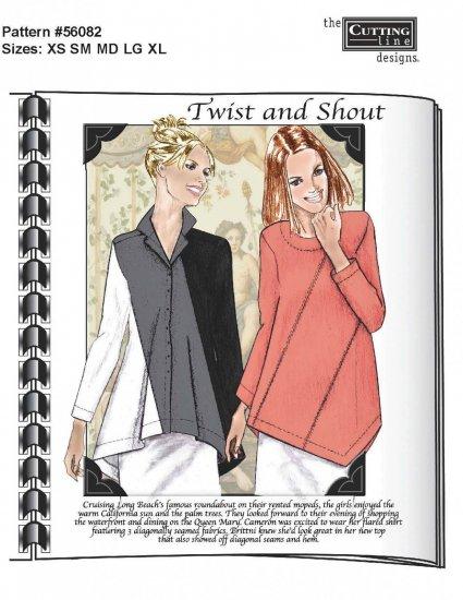 Twist and Shout pattern envelope