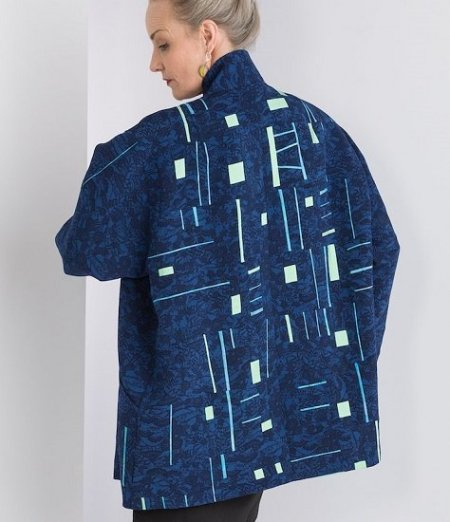 Ann Williamson pieced jacket
