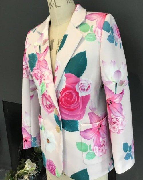 Terry's neoprene jacket