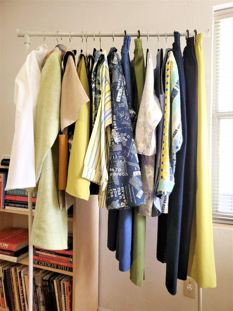 transitional wardrobe