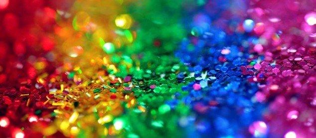colors of confetti