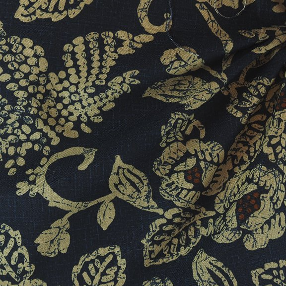 Cotton woven print from Japan-FF-01108