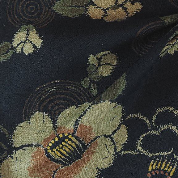 Cotton woven print from Japan-FF-01116