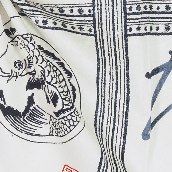Cotton print from Japan-FF-00475