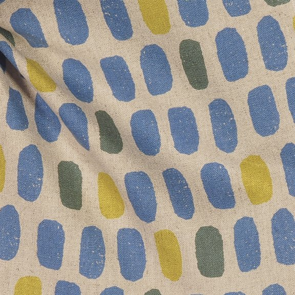 Linen and cotton blend from Japan-FF-00486