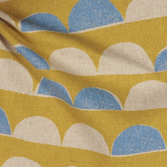 Linen and cotton blend from Japan-FF-00489