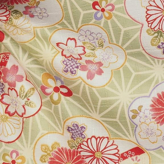 Cotton dobby from Japan-FF-00492