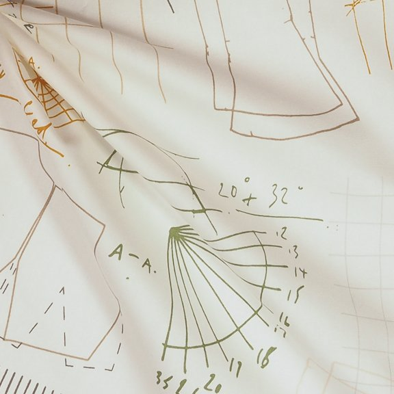 Cotton woven print-FF-00397