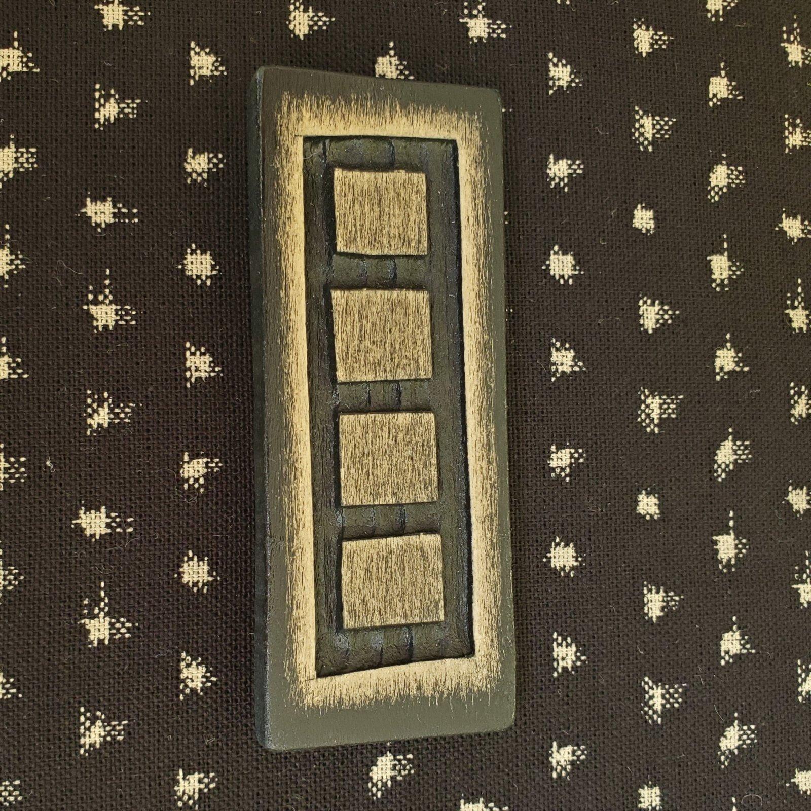 Wooden pin-NN-010059