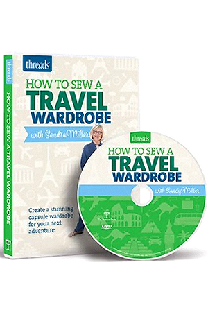 How to Sew a Travel Wardrobe  DVD