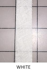 3% Off Grain Tape WHITE