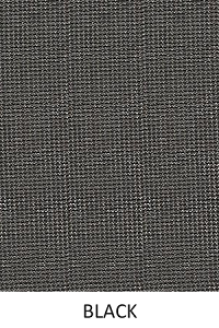 Tricot medium weight BLACK interfacing