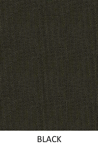 Sheer light weight BLACK interfacing
