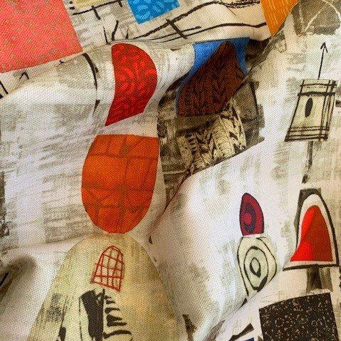 Cotton woven print-FF-00856