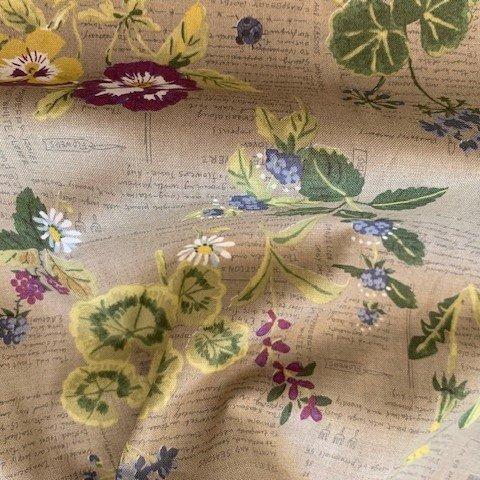 Cotton woven print-FF-00872