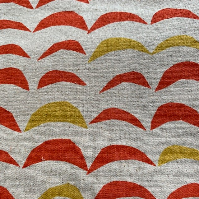 Linen/cotton blend from Japan-EB-00403