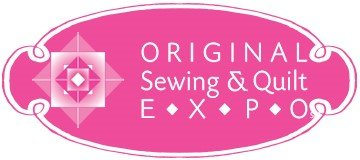 Original Sewing and Quilt Expo logo