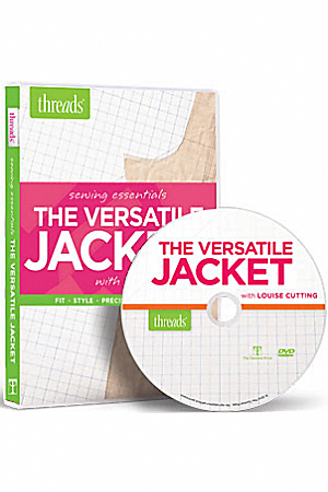 The Versatile Jacket DVD