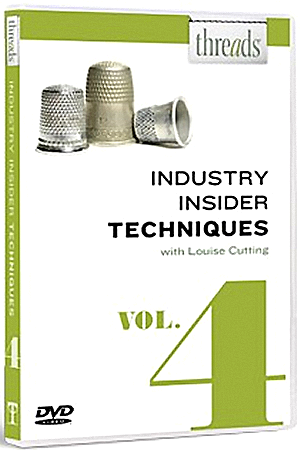Vol. 4 Industry Insider Techniques DVD