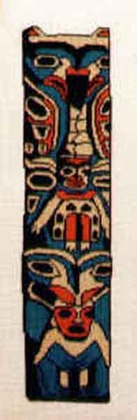 Large Totem 6 x 18 Chart