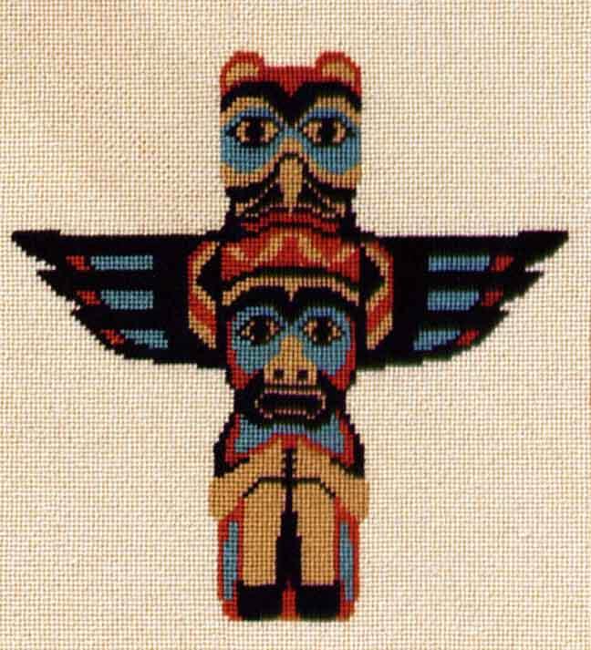 Small Totem 9 x 10 Chart