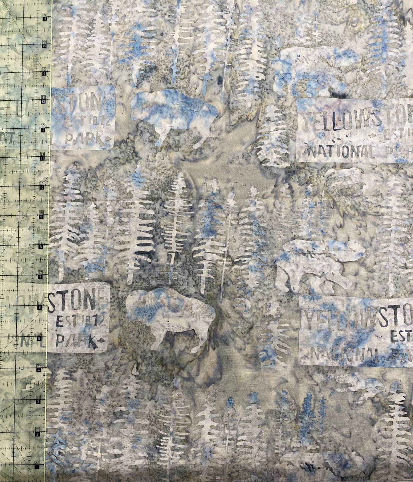 Yellowstone Batik Sand