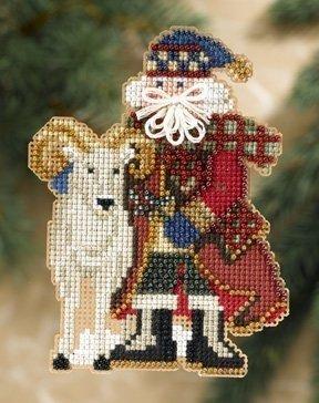 Grand Teton Santa