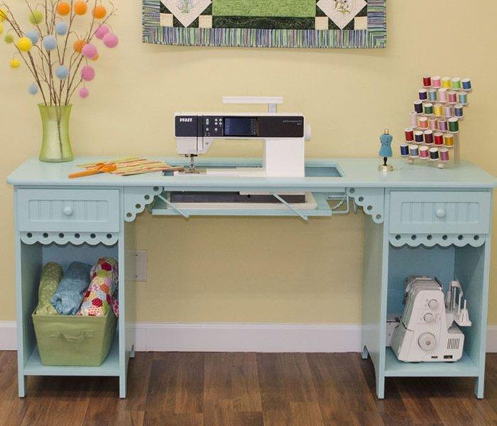 Olivia Convertible Sewing/Hobby Table