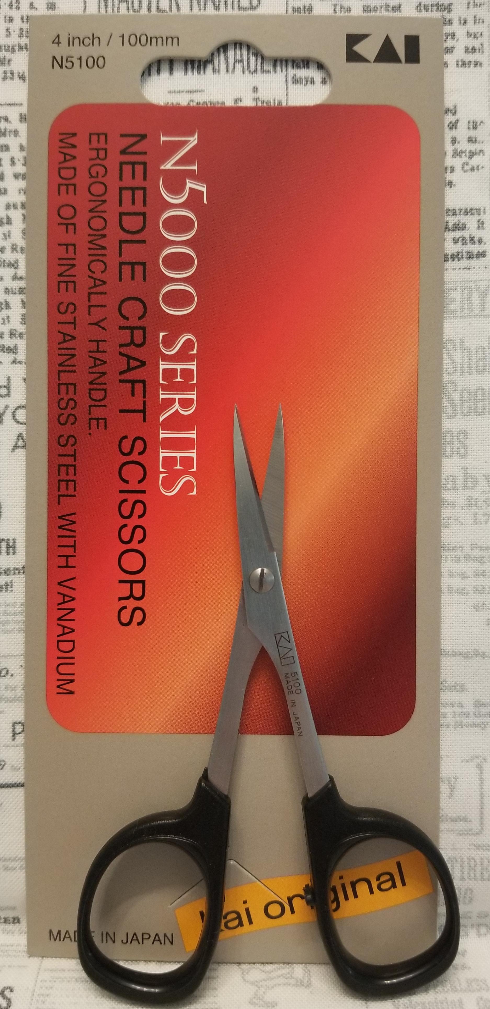 Scissors - 4 - Black