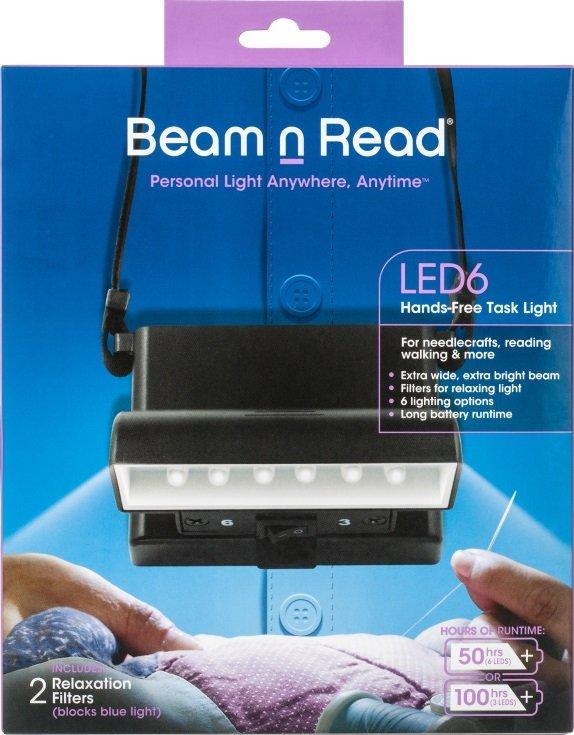 Beam n Read LED Lights