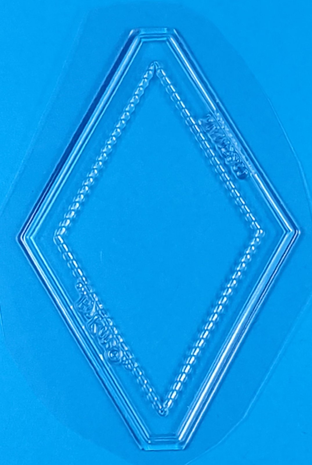 *CLEAR* Diamond Stamps