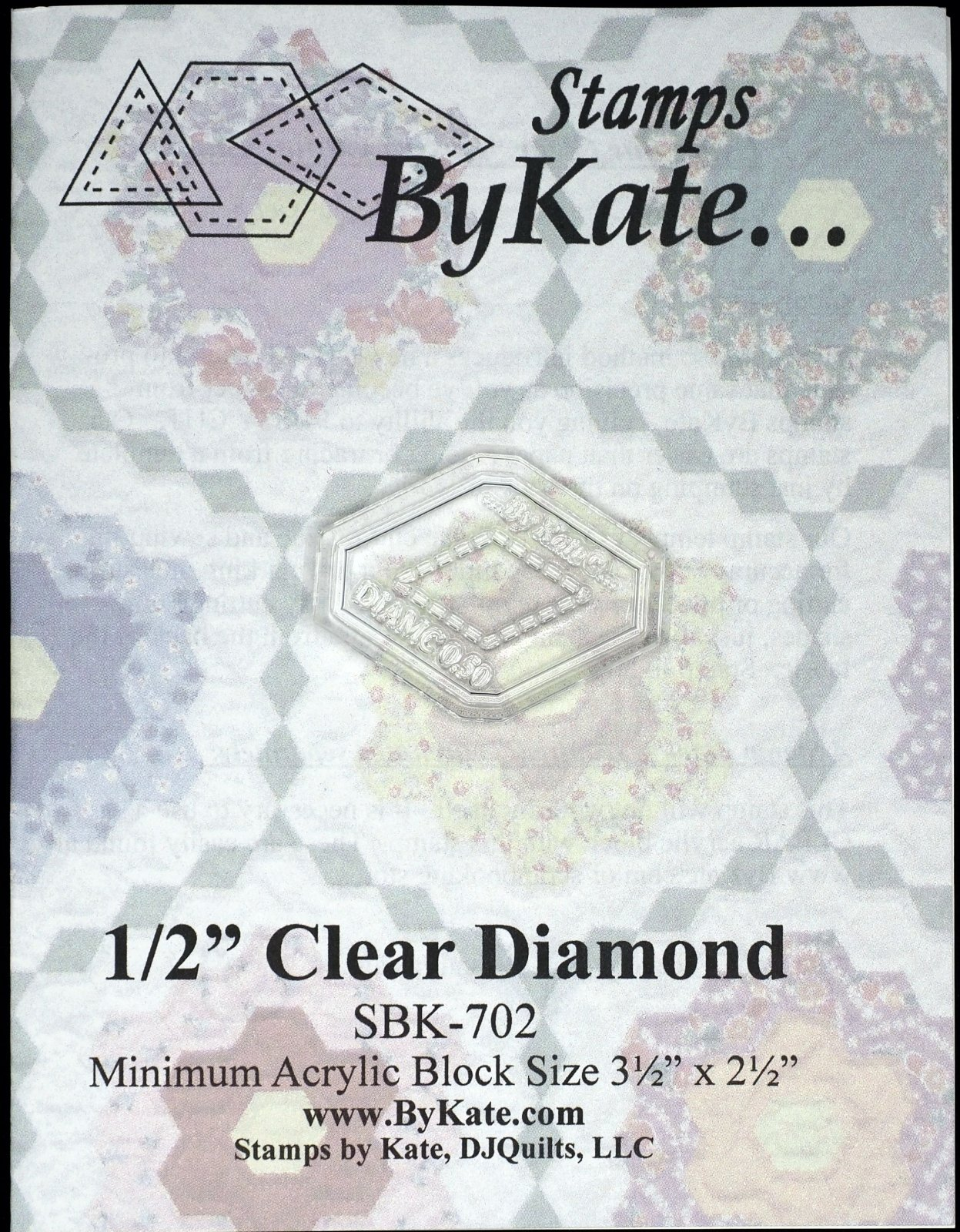 Clear Diamond Stamps