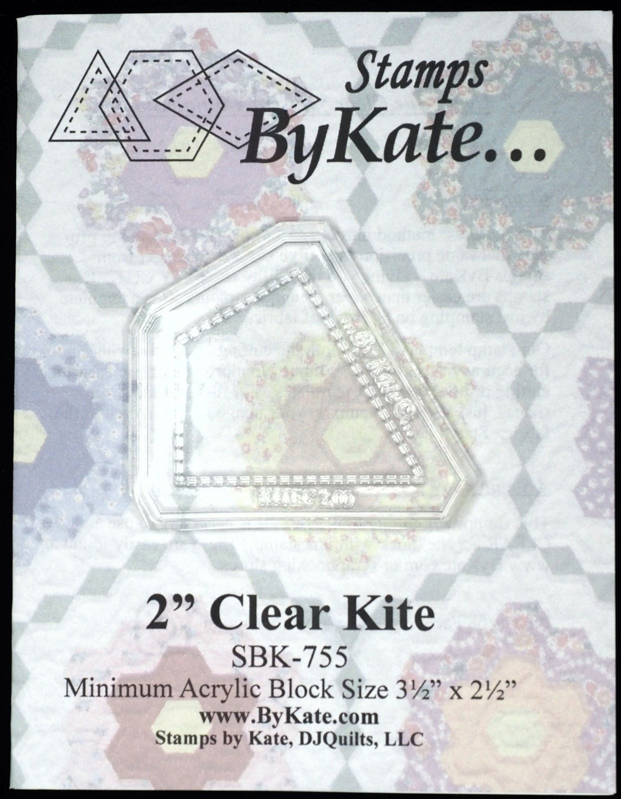 Clear Kite Stamps