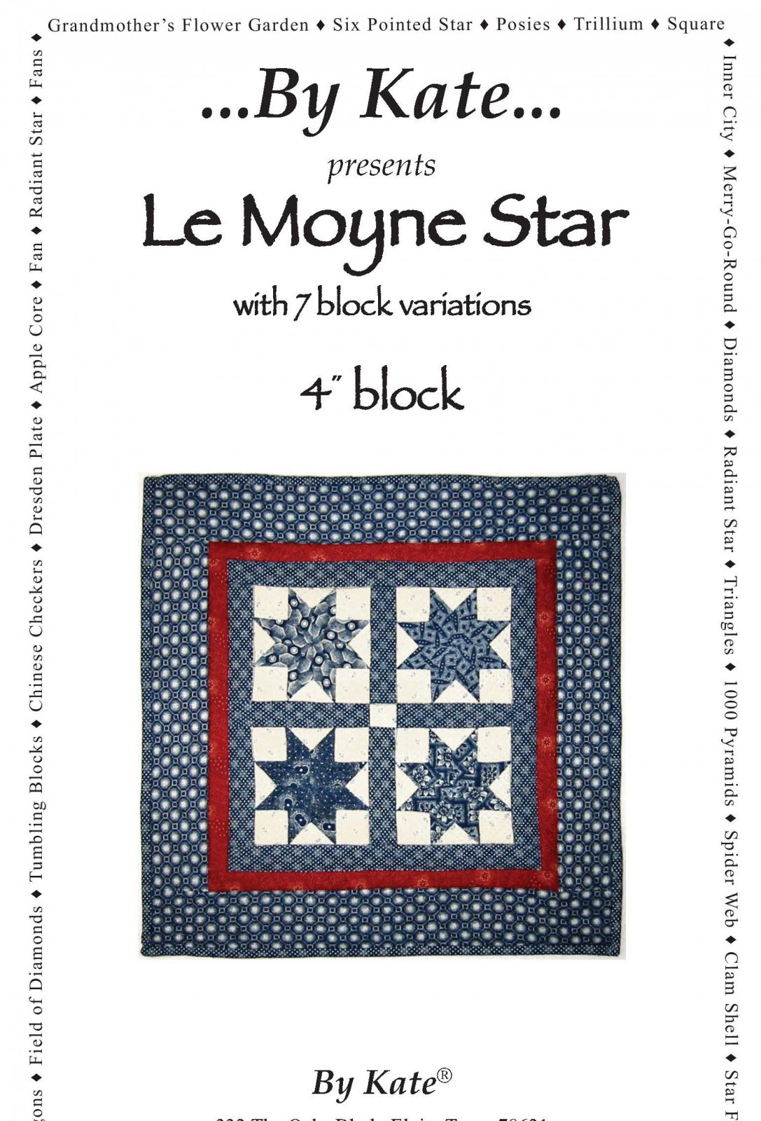 LeMoyne Star Stamp Sets