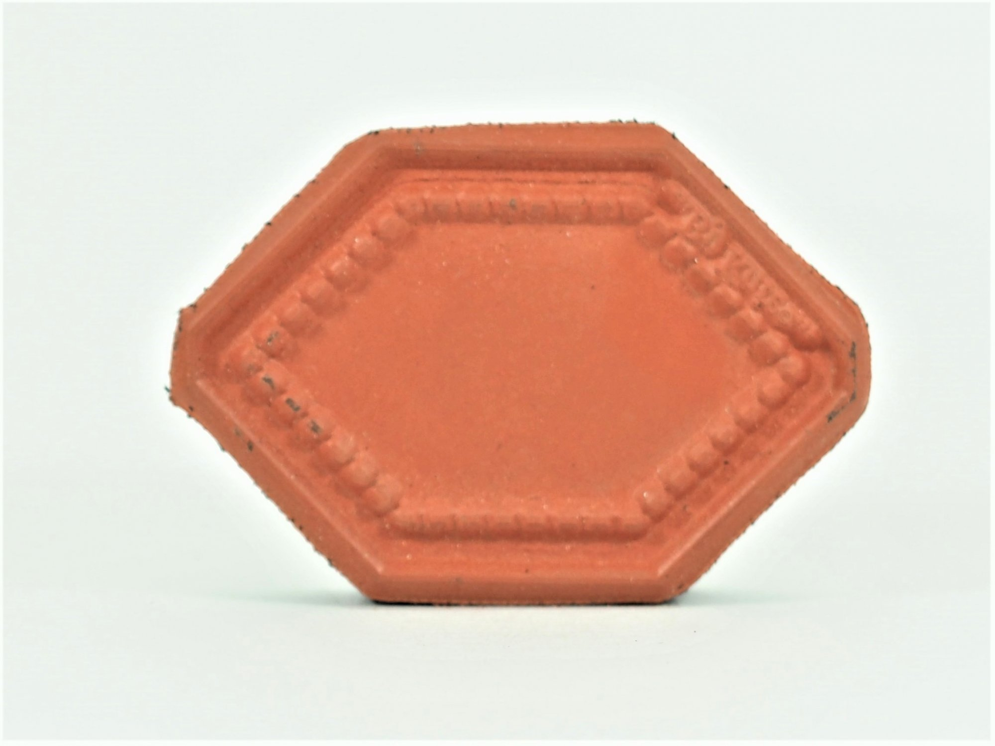 Hexagon Long Stamp/Honeycomb - 1 inch long