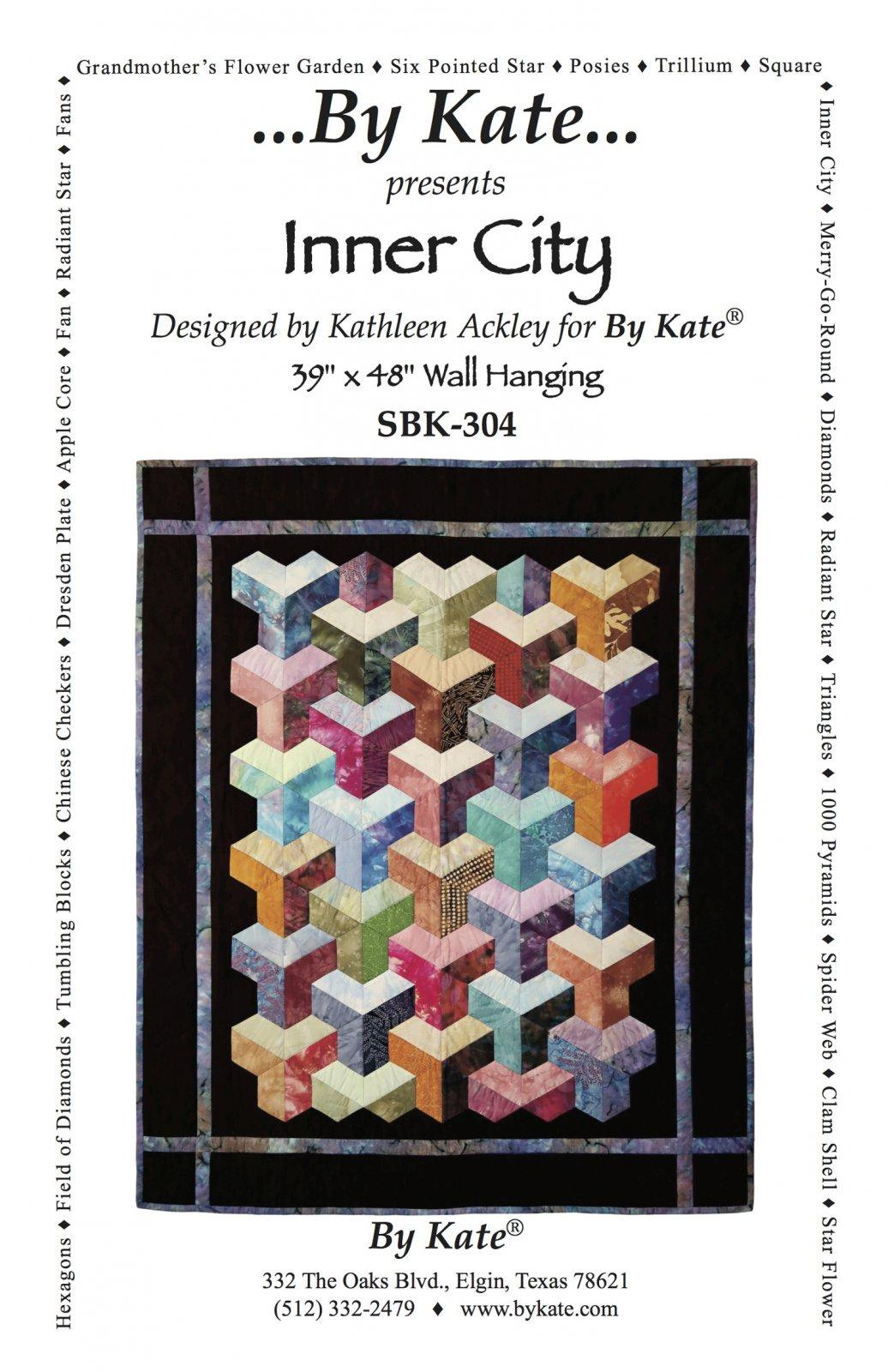 Inner City Quilt Pattern