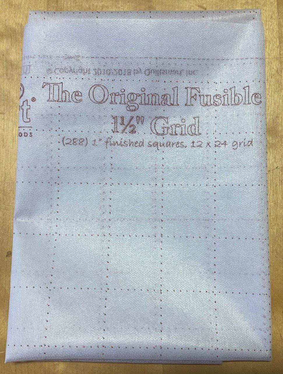 The Original Fusible 1.5 Grid Panel -