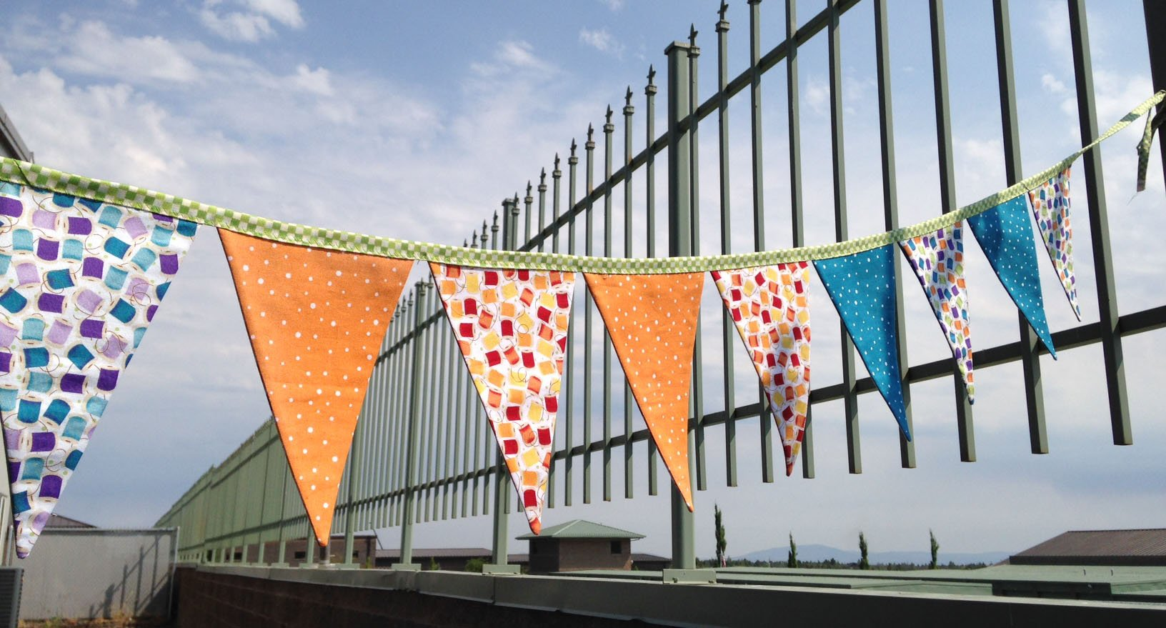 Banner Flags 6 panel pack