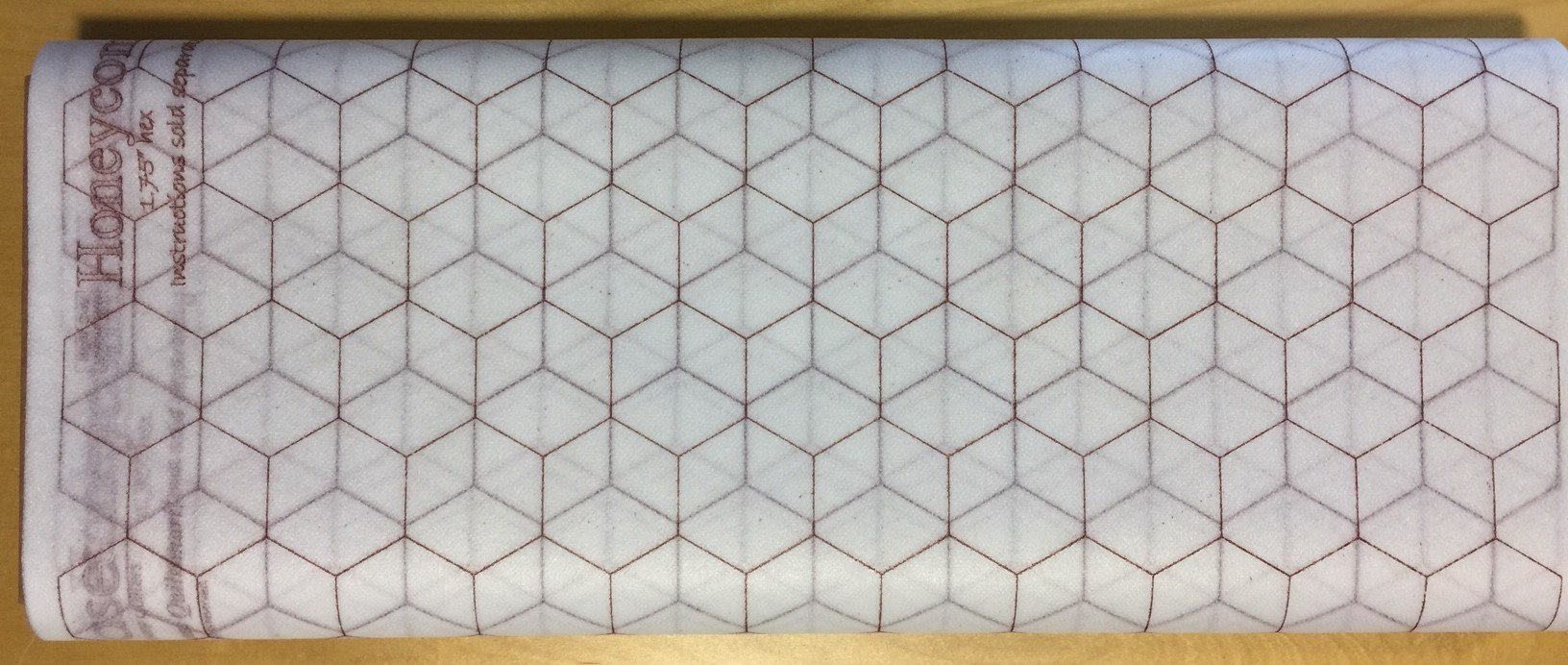 Honeycomb Hex Interfacing 25-panel Bolt