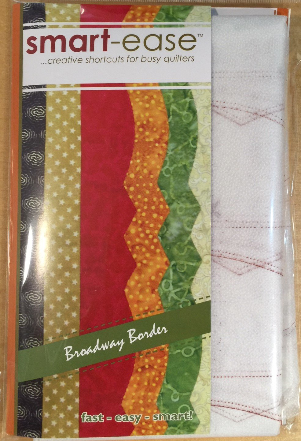 smart-ease Broadway Border Pack