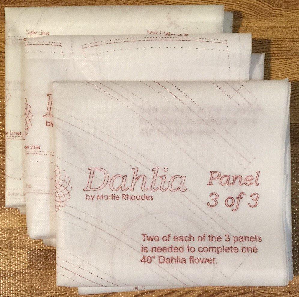 Dahlia Refill Pack