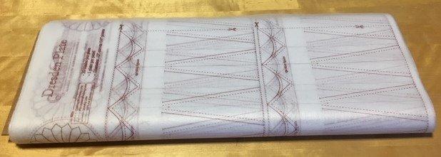 Dresden Plate Interfacing 25-panel Bolt
