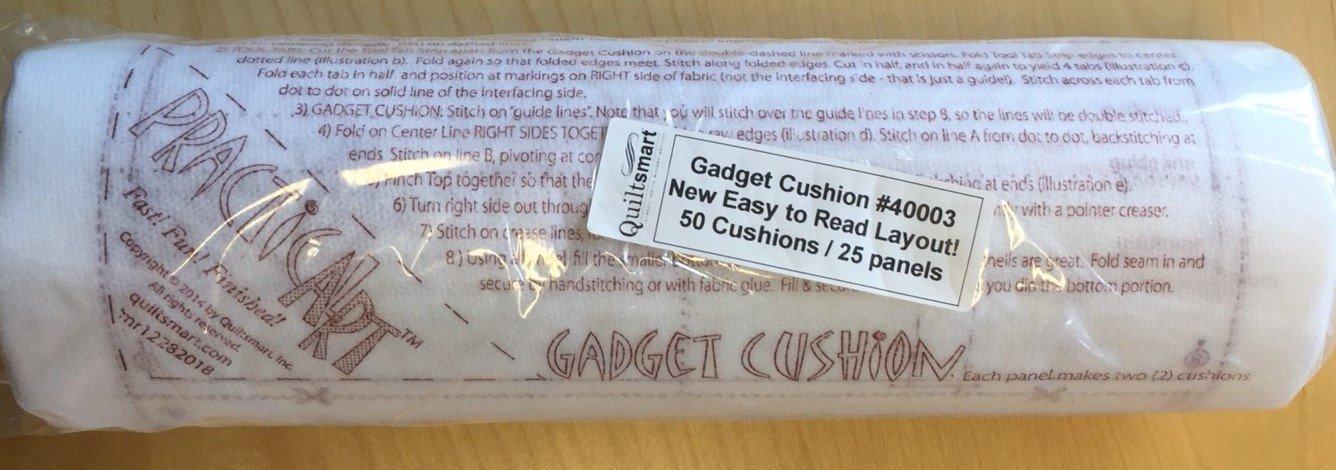 Gadget Cushion 25-panel roll (50 cushions)