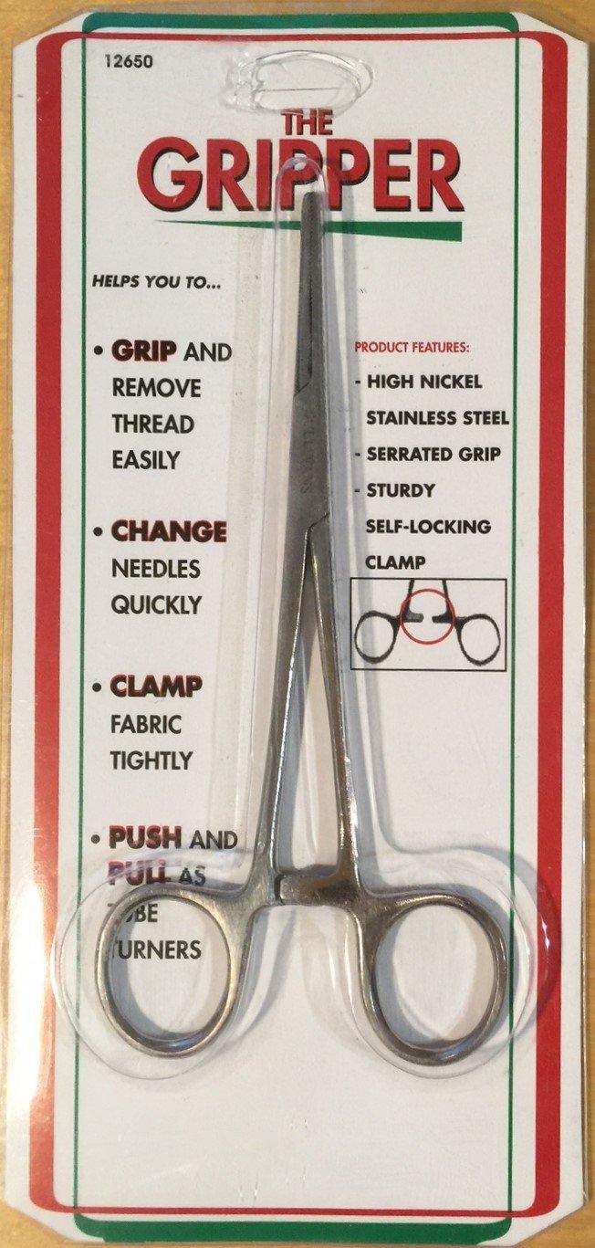 Hemostat / Needle Gripper